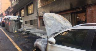 Oleada de Incendios en Santander