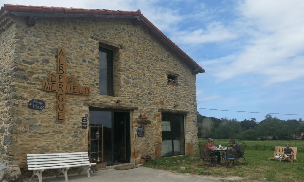 Albergue de Meruelo - Camino de Santiago (Cantabria)