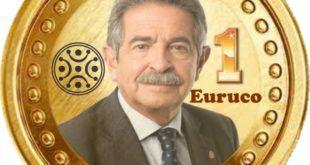 Euruco - Moneda de Cantabria Independiente - Miguel Ángel Revilla