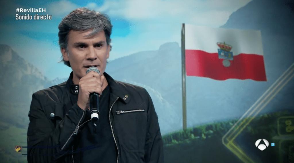 Nando Agüeros - VIENTO DEL NORTE EN EL HORMIGUERO DE ANTENA 3