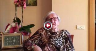Video Agradecimiento Isabel felicitaciones
