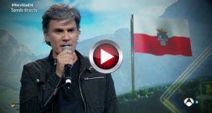 Video Nando Agüeros - VIENTO DEL NORTE EN EL HORMIGUERO DE ANTENA 3