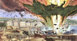 1893 - Explosión del Cabo Machichaco en Santander (Cantabria)