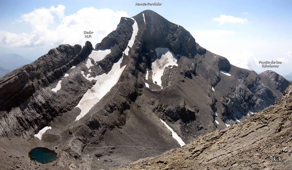 Monte Perdido (Ordesa) Aragón - k.k.