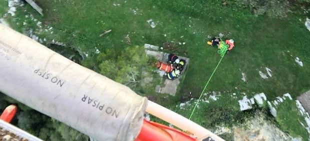 Rescate montañero cántabro en Monte Perdido (112)