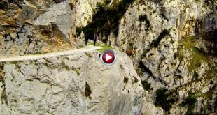 Video - Ruta del Cares a vista de Drone