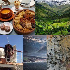 Cantabria con los 5 sentidos