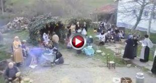 Video Belen viviente de Lafuente de lamason Cantabria