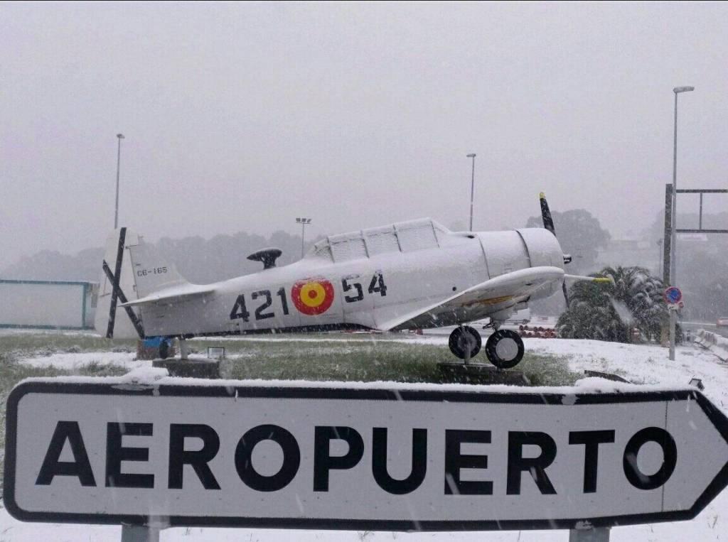 Aeropuerto Seve Ballesteros - Santander - Eva Fernández