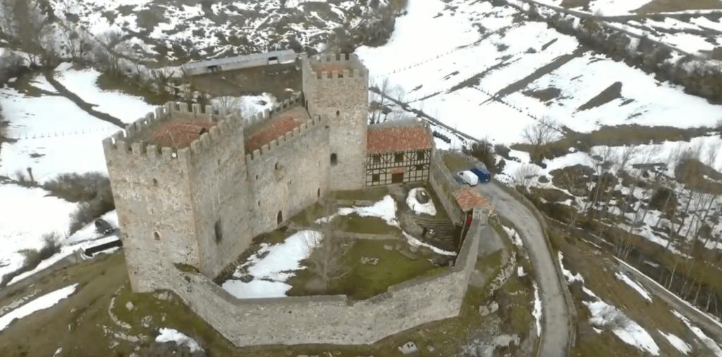 Castillo de Argüeso - David Fernández Castro
