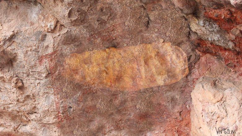 Descubren el primer cachopo en la cueva de Altamira (Cantabria)