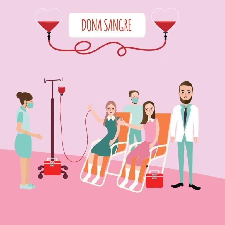 Dona Sangre - Banco de Sangre de Cantabria