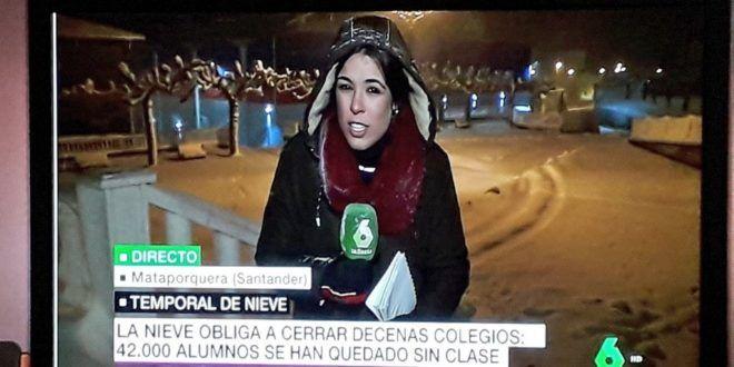 SEGÚN SEXTA NOTICIAS, MATAPORQUERA ESTÁ EN SANTANDER