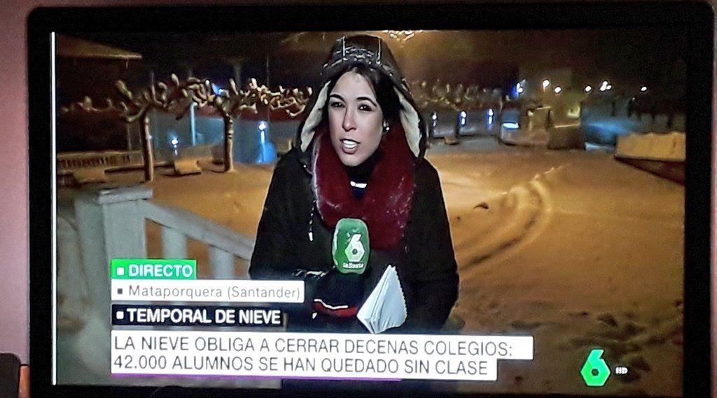 La Sexta Noticias (Mataporquera - Santander)