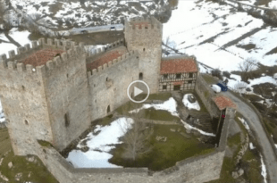 Video - Castillo de Argüeso - Juego de Tronos