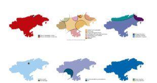 12 maneras de dividir Cantabria - @CantabrianMemes