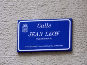 Calle de Jean Leon en Santander - Wikipedia