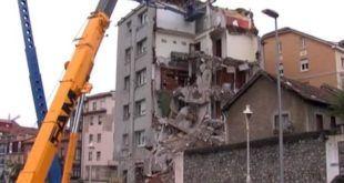 Expediente derrumbe edificio Calle Sol de Santander (Cantabria)
