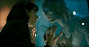 La forma del agua de Guillermo del Toro y el Hombre Pez