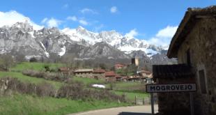 Mogrovejo rodaje Heidi en Cantabria