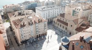 Santander a vista de drone - Bogusz Parzyszek