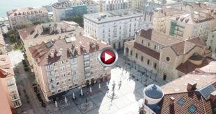 Video -Santander a vista de drone - Bogusz Parzyszek