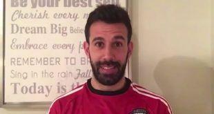Cristian Portilla donará 1% de su contrato a Common Goal