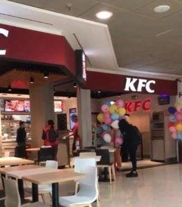Apertura de KFC en Santander (Cantabria)