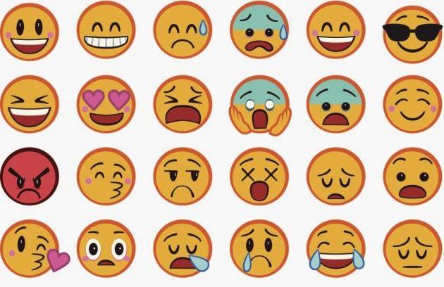 Emojis Para Expresar Sentimientos