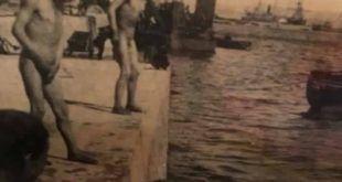 La fotografía original de Los Raqueros de Santander (Cantabria)