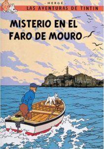 Las aventuras de Tintín - Misterio en el Faro de Mouro