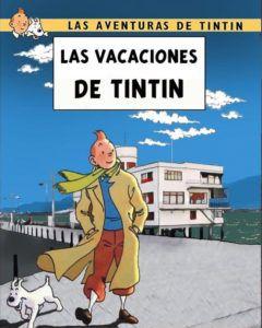 Las aventuras de Tintín de vacaciones en Santander