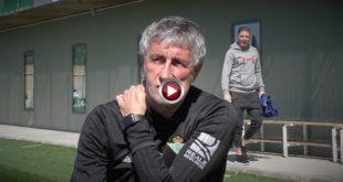 Video Lección de Quique Setién aplicable a cualquier ámbito de la vida