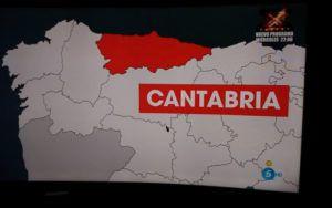 ¿Dónde está Cantabria? - Viva la Vida (Telecinco)
