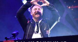 David Guetta en Santander - Kevin Mazur