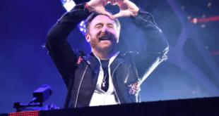 Fecha David Guetta en Santander - Kevin Mazur