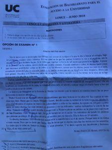 ABUELAS DEL 8 DE MARZO - SELECTIVIDAD EN CANTABRIA