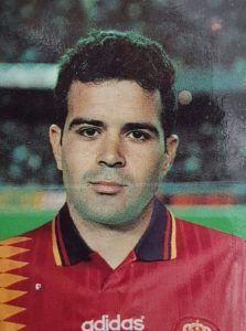 Álvaro Cervera - Selección Española