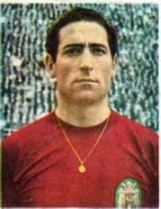 Gento - Selección Española