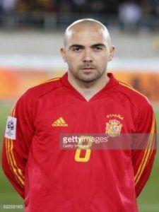 Iván de la Peña - Selección Española