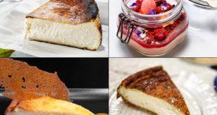 Las mejores tartas de queso de España según la Revista Hola