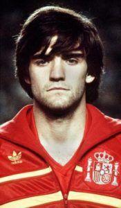 Marcos Alonso - Selección Española