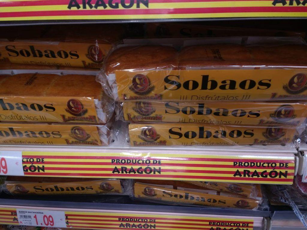 Sobaos - Producto de Aragón - Ana Abascal