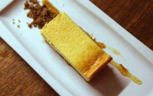 Tarta de queso de Cadelo - Santander (Cantabria) vía Hola