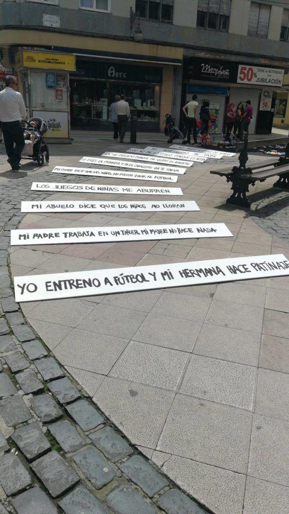 Torrelavega contra el machismo - @gottabeClau