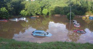 Inundaciones en Santillana del Mar - Pablo Unai Fernández