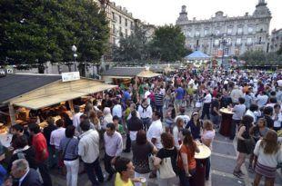 Todas las casetas de la Feria de día de la Semana Grande de Santander 2018