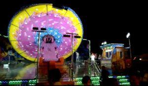 Accidente de una atracción durante las fiestas de la Patrona 2018 de Torrelavega