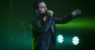 David Bustamante suspende su concierto en Elche por dos pedradas 2