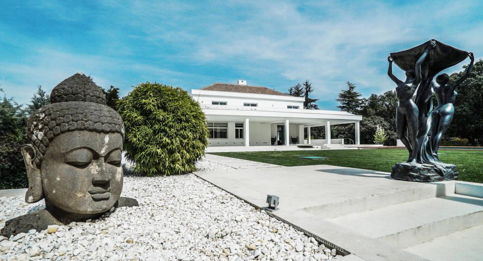 Exterior de la casa de La Verdad, la nueva serie estrella de Telecinco. (Ibermaison Real State)